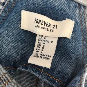 Forever 21 Dresses - Forever 21 Denim Overall Dress